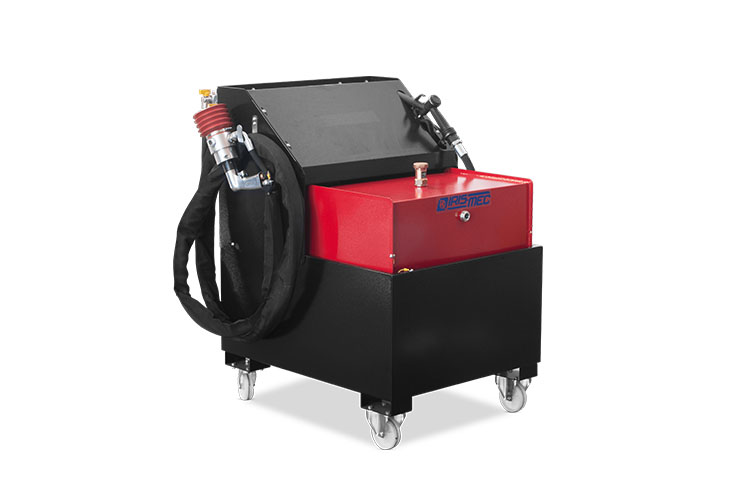 CCB Petrol extractor / distributor cart