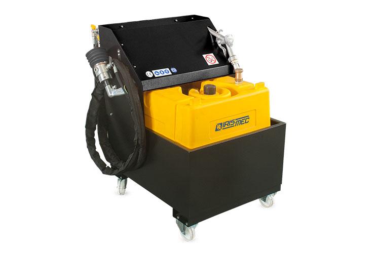CCG Gasoil extractor / distributor cart