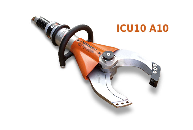 ICU10 A10 | Cutter Max.blades opening: 140 mm